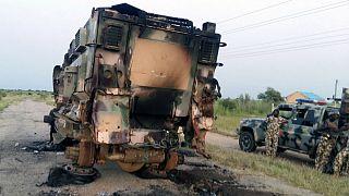 ارتش نیجریه داعش را از یکی از شهرهای این کشور بیرون کرد
