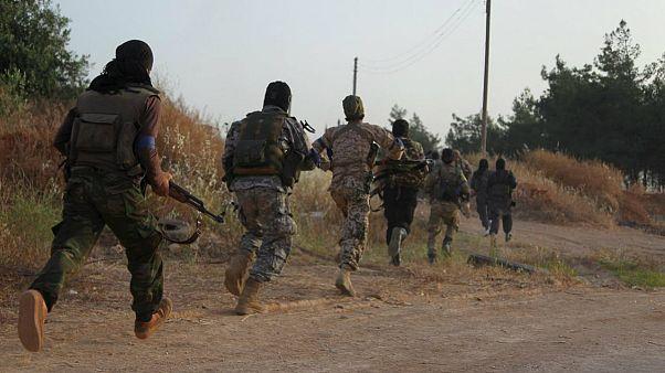 سیطره کامل اسلامگرایان بر استان ادلب؛ رهبر تحریرالشام از موضع ترکیه در قبال کردها حمایت کرد
