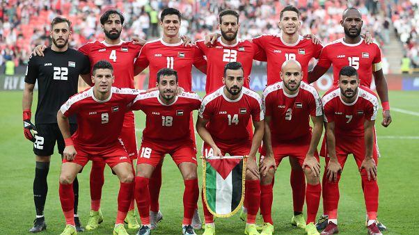 المنتخب الفلسطيني يتعادل مع الأردن ويحافظ على أمله في كأس آسيا