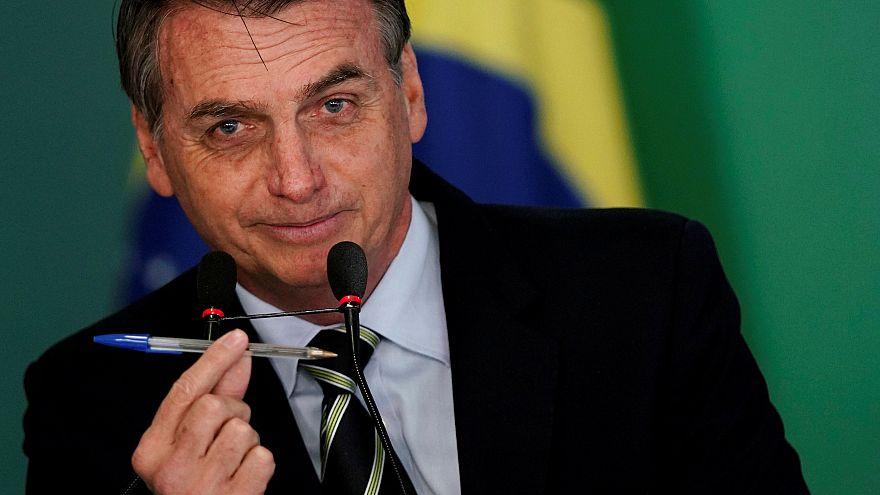 Jair Bolsonaro aprueba la liberalización de la venta de armas en Brasil