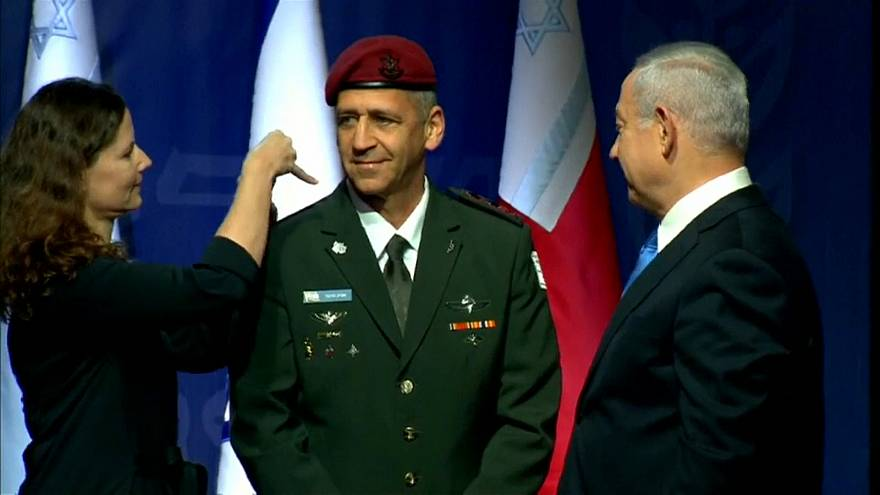 إسرائيل تعين كوخافي رئيسا لأركان الجيش