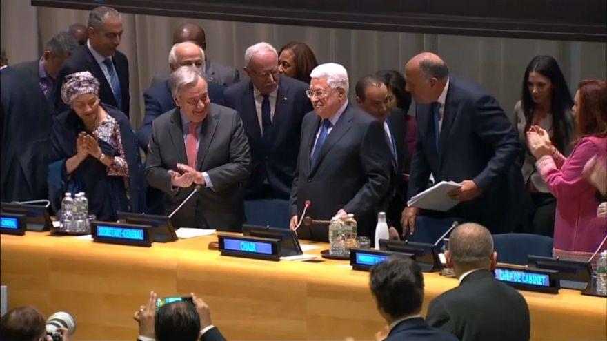 فلسطين على رأس مجموعة 77 والصين تتعهد بالدفاع عن الحق في التنمية