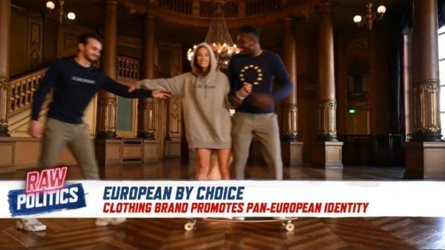 Pro-European fashion, do you dare to wear these statement garments? Raw Politics