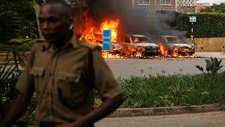 عامل في مشرحة: قتلى هجوم العاصمة الكينية بينهم بريطاني وأمريكي