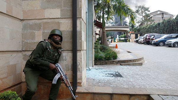 Terrorangriff dauerte 12 Stunden - 14 Opfer in Kenia
