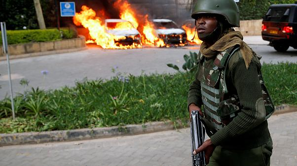 Al menos 15 muertos en el ataque yihadista de Nairobi