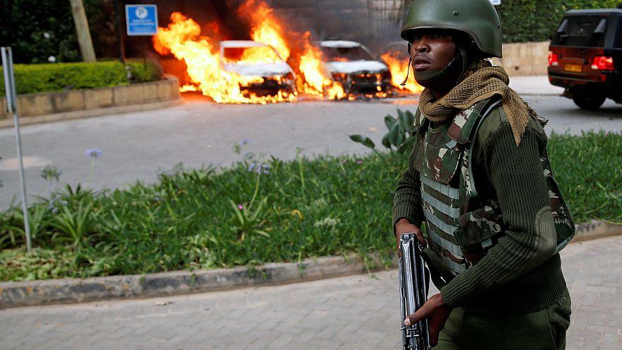حمله اسلامگرایان الشباب در نایروبی؛ شمار قربانیان به ۱۵ نفر رسید