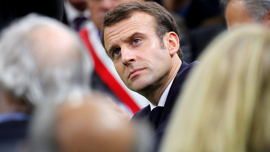 Macron'dan Brexit yorumu: Manipüle edilmiş bir referandum sonucunda neler olabileceğini gördük