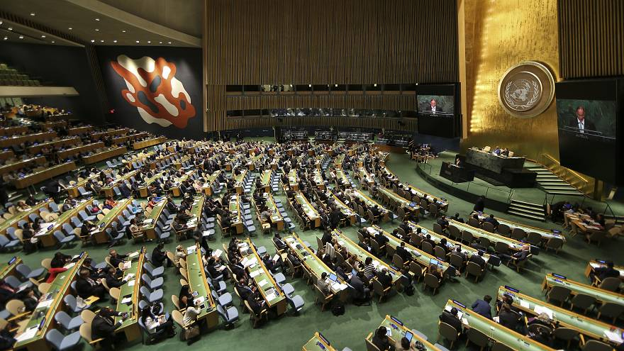 Filistin Birleşmiş Milletler'e tam üyelik başvurusunda bulunacak