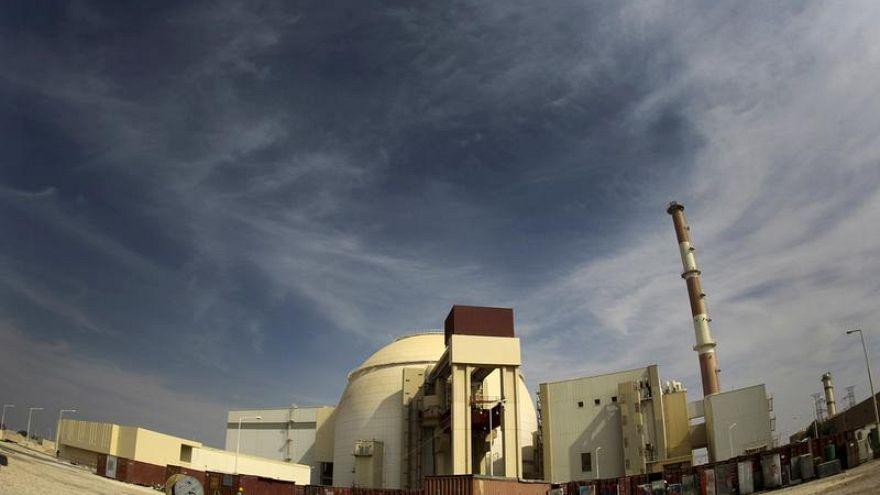 نیروگاه اتمی بوشهر