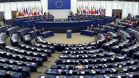 """Европарламент: """"Не надо поддаваться панике"""""""