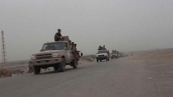 إنتشار قوات التحالف السعودي شمال الحديدة وتوجه أممي لنشر مراقبين دوليين في المدينة