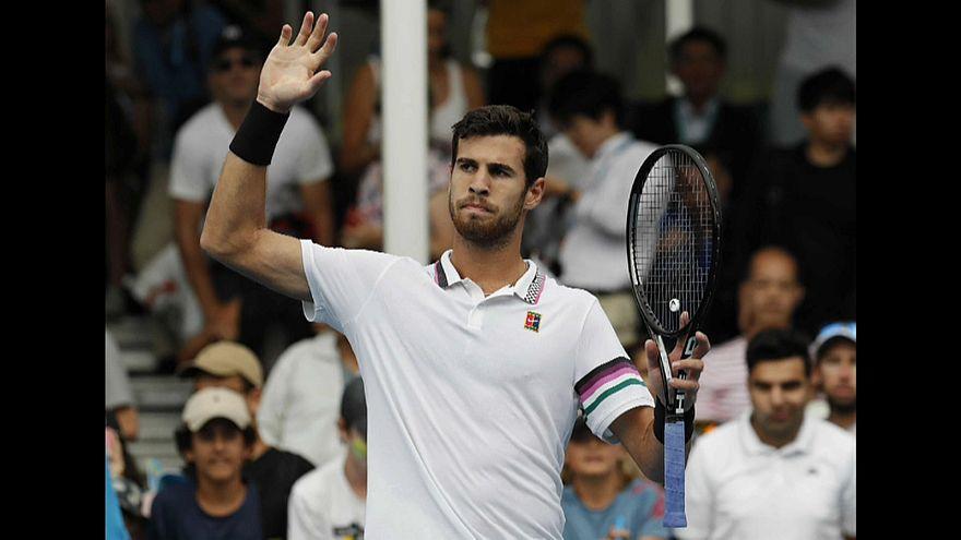 Australian Open: успехи россиян
