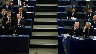 Débat au Parlement européen