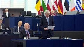 """В ЕС оплакивают сделку по """"брекситу"""""""