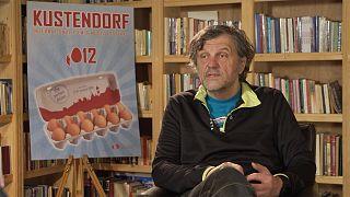 Dağ eteklerinde bir film festivali: Küstendorf