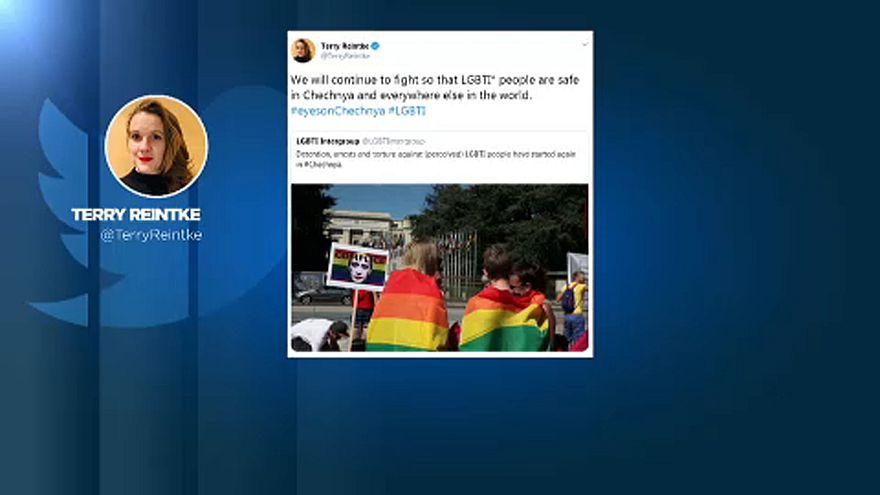EU Parliament urges Russia to investigate anti-LGBT violence