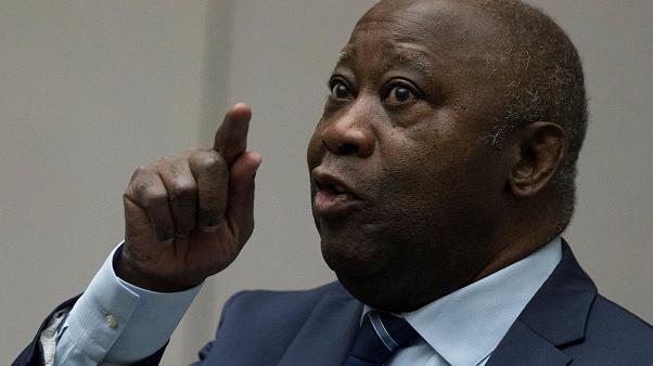 Laurent Gbagbo, ex-président ivoirien