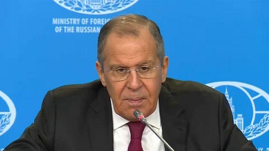 Lavrov diplomáciai évértékelője