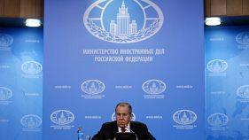 """Итоговая пресс-конференция Лаврова: о Уилане, """"брексите"""" и Македонии"""