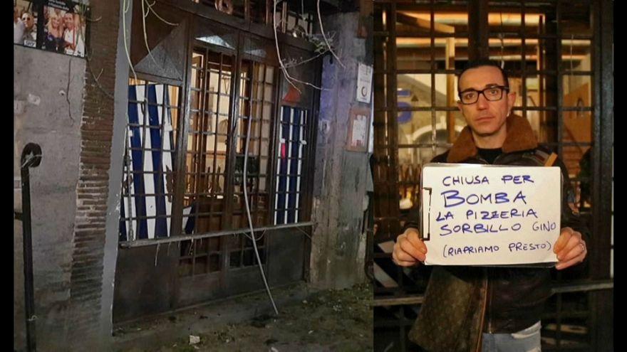 Attacco alla pizzeria: solidarietà a Sorbillo