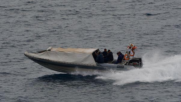 Μεσολόγγι: Πτώση αεροσκάφους της Αερολέσχης