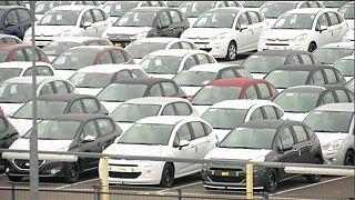 Auto: in calo immatricolazioni in area UE-EFTA