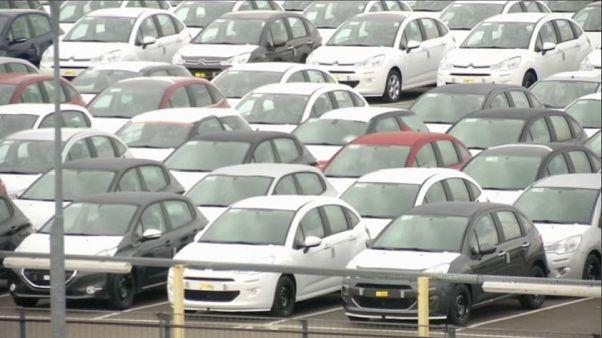 ЕС: где покупают новые автомобили