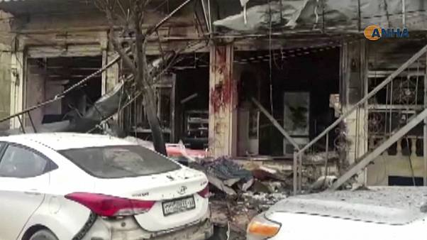حمله انتحاری در شهر منبج سوریه دستکم ۱۹ کشته بر جای گذاشت