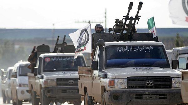 روسیه: دولت سوریه کنترل استانهای شمالی را در دست بگیرد