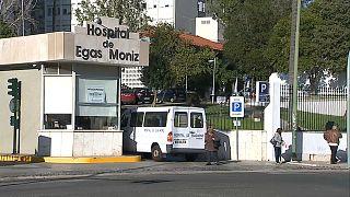 Ministério Público investiga roubo no hospital Egas Moniz