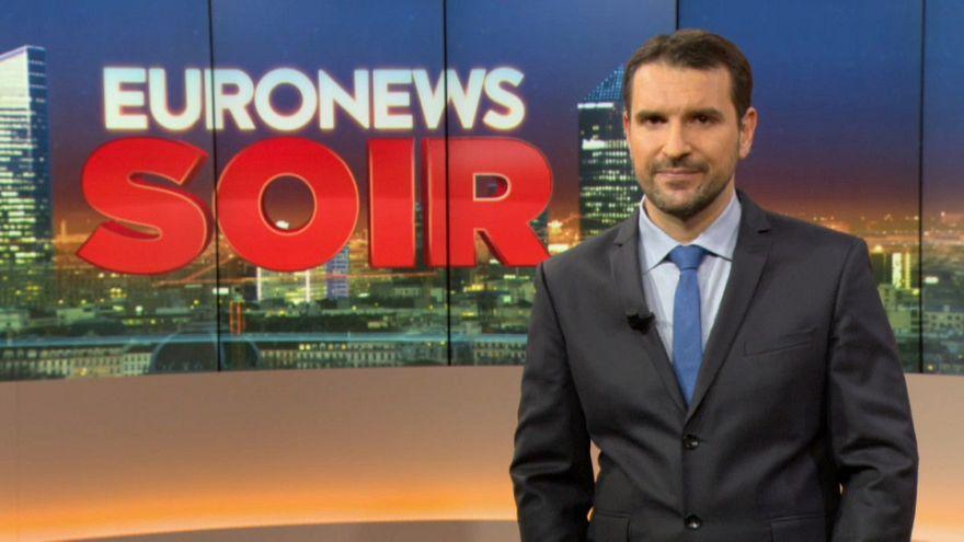 Euronews Soir : l'actualité du 16 janvier