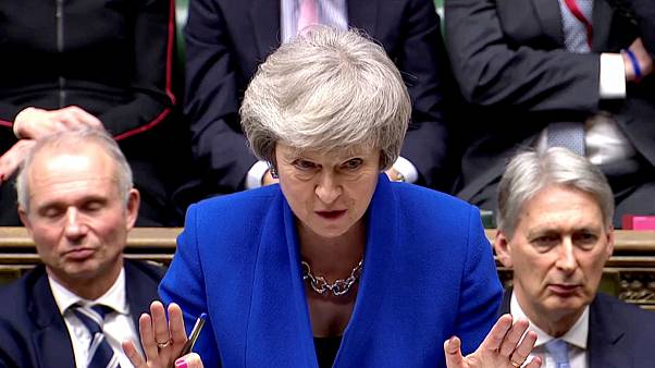 Après un vote sanction, Theresa May affronte une motion de censure