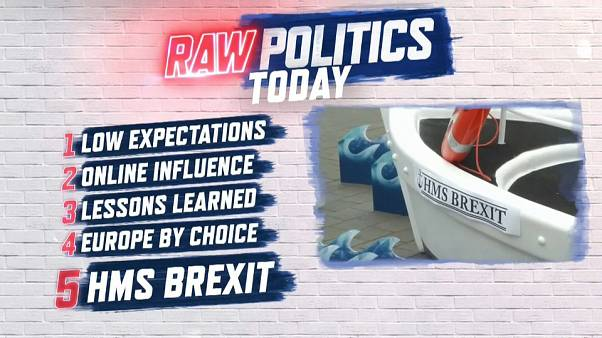 Watch in full: Raw Politics on the fate of Theresa May's Brexit deal