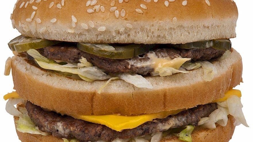 "McDonald's iconic ""Big Mac"""