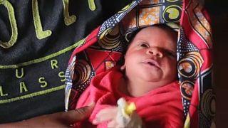 Egészséges gyereket szült egy ebola-fertőzött nő