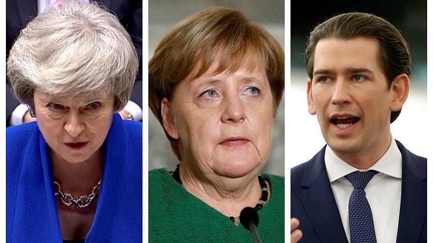La UE lista para aplazar el Brexit, pero con un plan de Londres