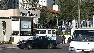 Громкая кража в клинике Лиссабона