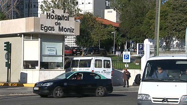 Geräteklau in Lissaboner Krankenhaus