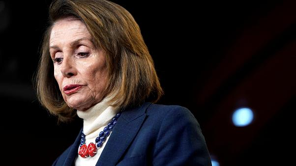 Pelosi asks Trump to move State of the Union or submit it in writing