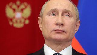 Belgrádba látogat Putyin