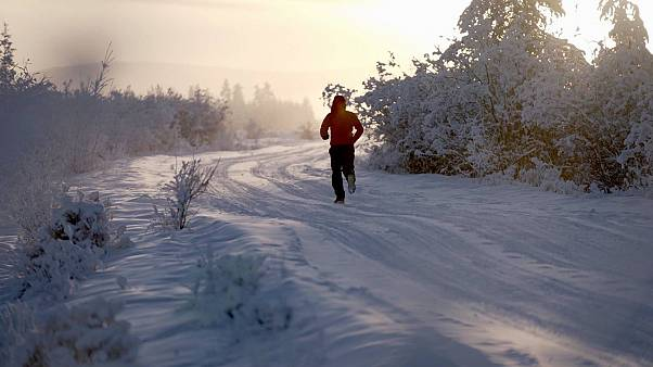 Meet the Moldovan athlete who ran 50km in freezing -60°C temperatures