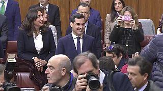 Primer presidente no socialista en Andalucía, desde la democracia en España
