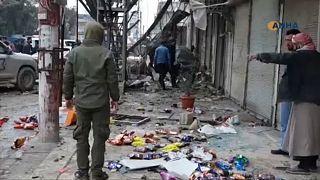 Siria: attacco dell'Isis contro militari della coalizione Usa