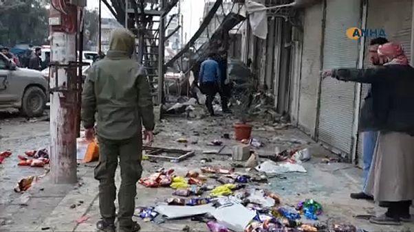 Cuatro estadounidenses muertos por un atentado del Dáesh en Siria