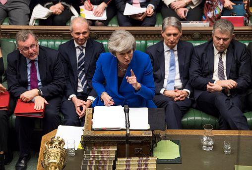 La Chambre des communes refuse de censurer le gouvernement britannique