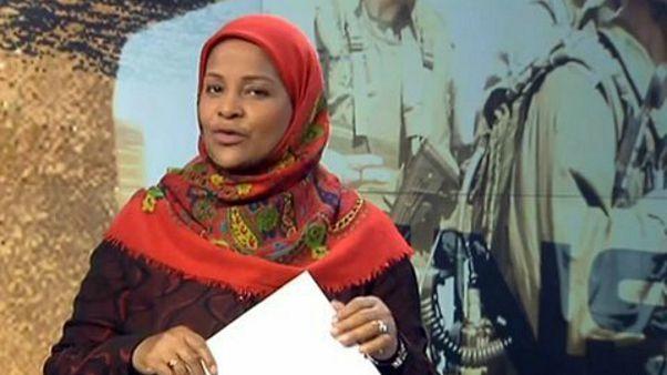 مرضیه هاشمی در شبکه «پرس تی وی»