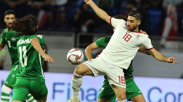 جام ملتهای آسیا؛ شاگردان کی روش با تساوی مقابل عراق صدرنشین شدند