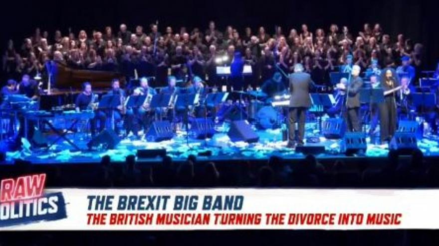 Raw Politics: 'Brexit Big Band' turns divorce into music