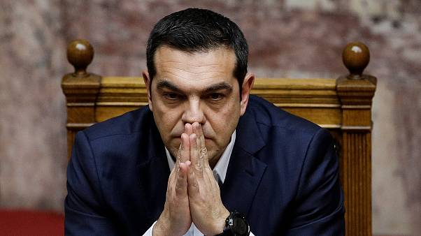 Greek Prime Minister Alexis Tsipras wins confidence vote